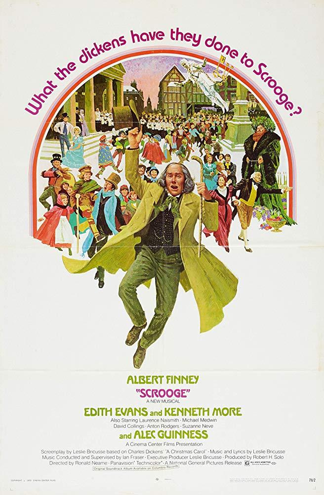 Poster Scrooge (1970)