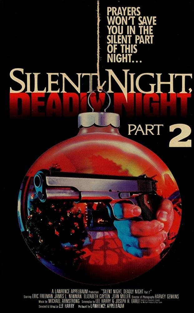 Poster noche de paz, noche de muerte